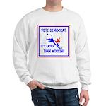 HERE COME THE FREE STUFF Sweatshirt