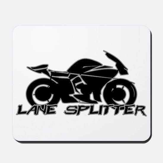 Lane Splitter Mousepad