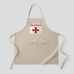 Dearborn (iron cross) BBQ Apron