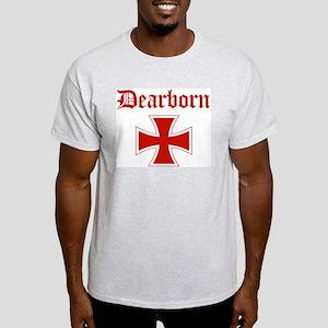 Dearborn (iron cross) Light T-Shirt
