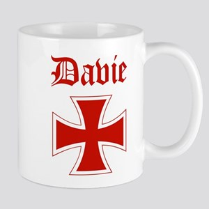 Davie (iron cross) Mug