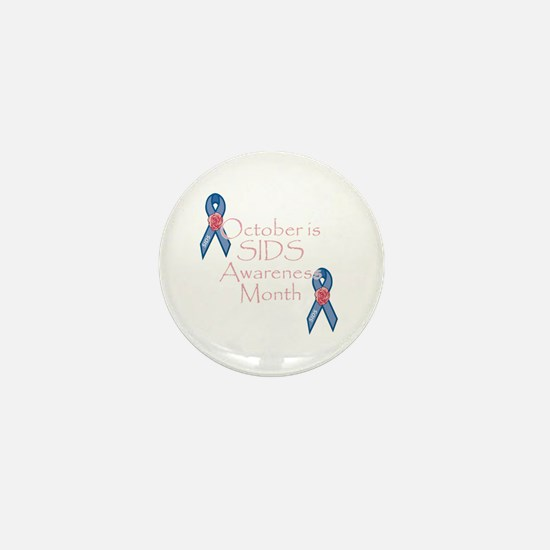 SIDS Awareness Month Mini Button