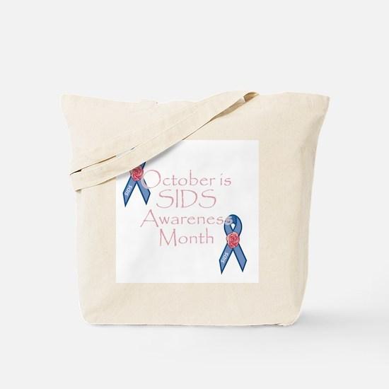 SIDS Awareness Month Tote Bag