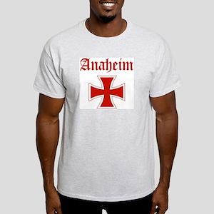 Anaheim (iron cross) Light T-Shirt