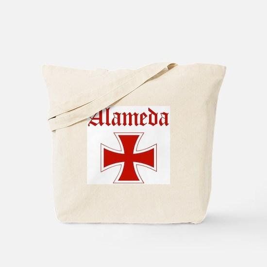 Alameda (iron cross) Tote Bag