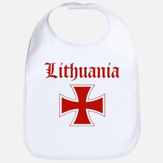 Lithuania (iron cross) Bib