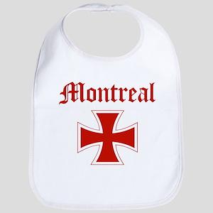 Montreal (iron cross) Bib