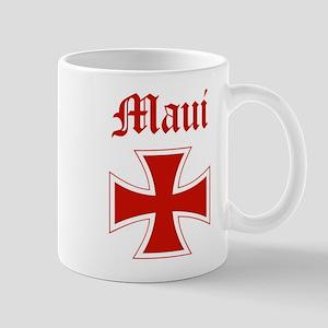 Maui (iron cross) Mug