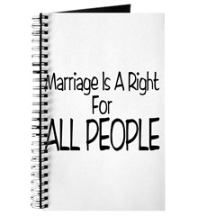 Marriage For All Journal