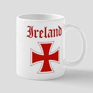 Ireland (iron cross) Mug