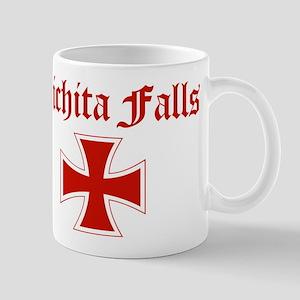 Wichita Falls (iron cross) Mug