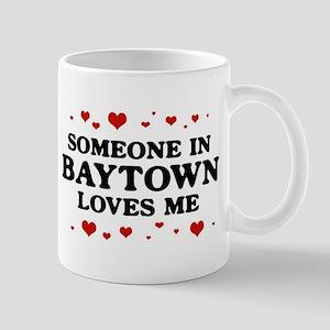 Loves Me in Baytown Mug