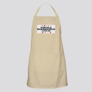 Loves Me in Bakersfield BBQ Apron