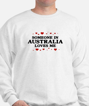 Loves Me in Australia Jumper