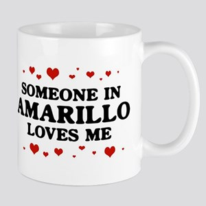 Loves Me in Amarillo Mug