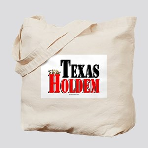 Texas Holdem Tote Bag