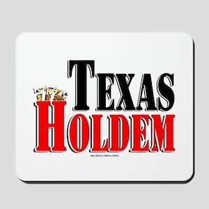Texas Holdem Mousepad