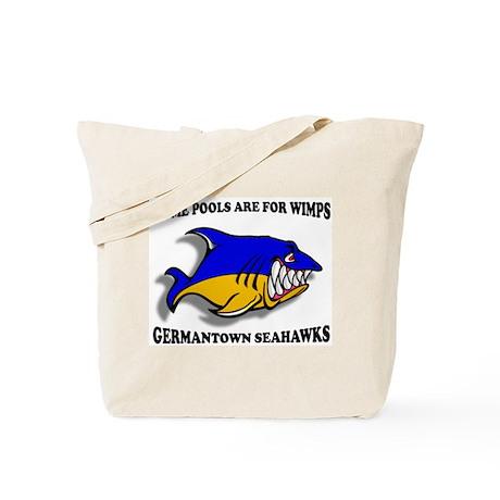 Germantown Seahawks Tote Bag
