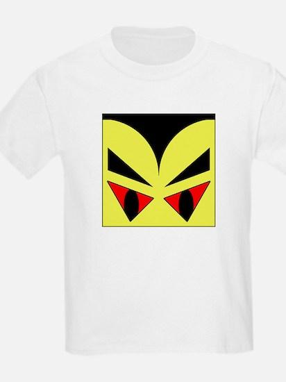 Halloween Dracula Vampire Kids T-Shirt