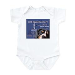 Got Entlebucher? Woof Cloud Body Suit