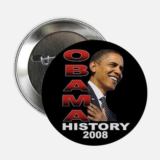"Obama History 2.25"" Button"