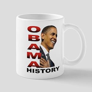 Obama History Mug