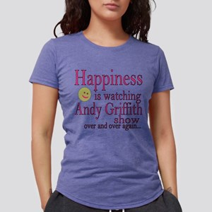 Happiness is watching Andy Griffith T-Shirt
