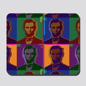 Lincoln Mousepad