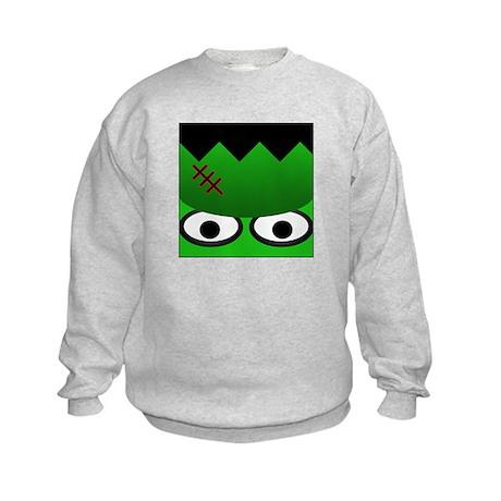 Halloween Frankenstein Kids Sweatshirt