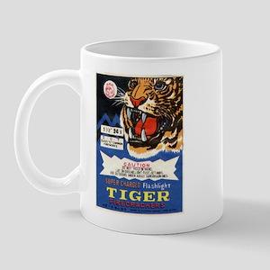 Tiger Firecrackers Mug
