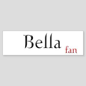 Twilight Bella Fan Bumper Sticker