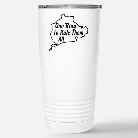 Nurburgring Stainless Steel Travel Mug