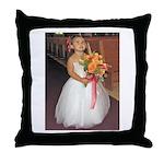 Princess Soulee Throw Pillow