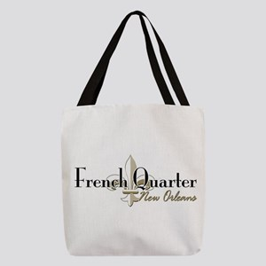 French Quarter NO Polyester Tote Bag