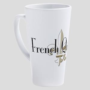 French Quarter NO 17 oz Latte Mug