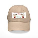Masonic Holiday Horns Cap