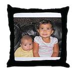 Soulee & Brox Throw Pillow