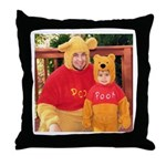 Soulee & DadThrow Pillow