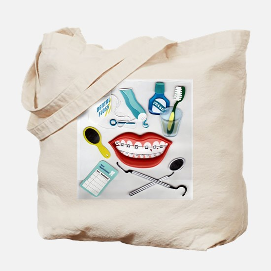 Dentists, Hygienists, Orthodo Tote Bag