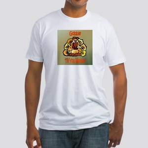Holidays Fitted T-Shirt