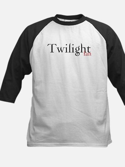 Twilight Fan Kids Baseball Jersey
