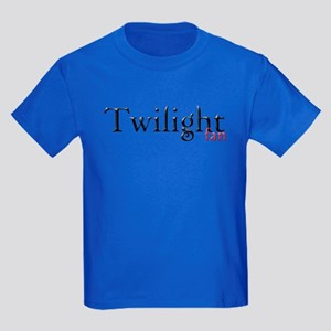 Twilight Fan Kids Dark T-Shirt