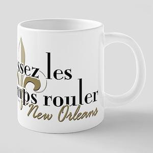 Laissez les NOLA 20 oz Ceramic Mega Mug