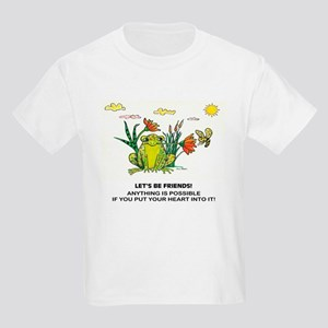 Frog Fun Kids Light T-Shirt