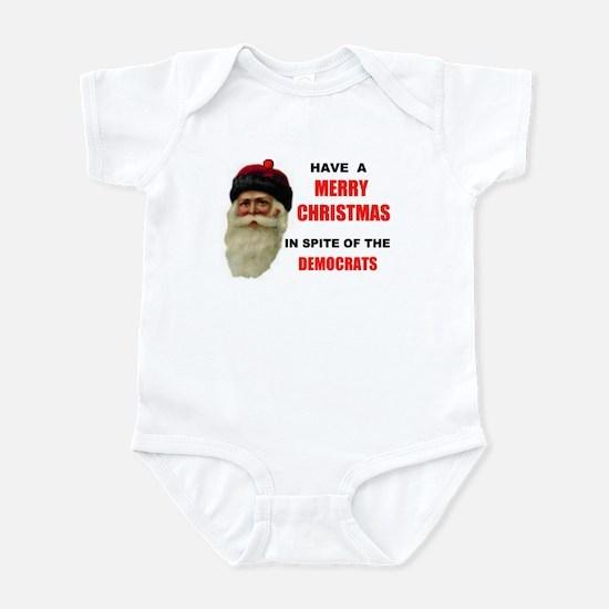 DEMOCRAT GRINCHES Infant Bodysuit