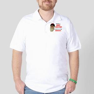 DEMOCRAT GRINCHES Golf Shirt