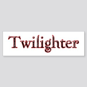 Twilighter Bumper Sticker