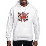 Crab Feast Hooded Sweatshirt