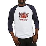 Crab Feast Baseball Jersey