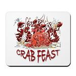 Crab Feast Mousepad